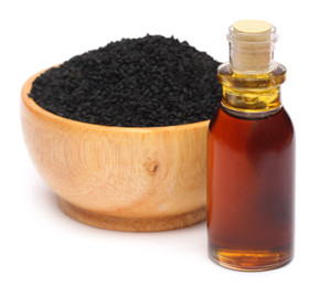 Schwarzkümmelöl (Nigella sativa)