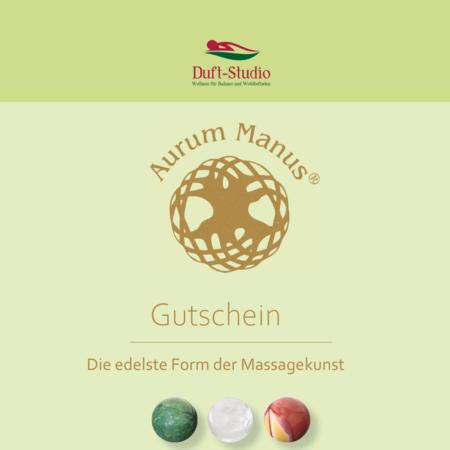 Aurum Manus Gutschein